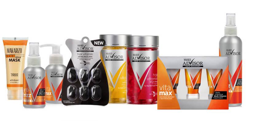 Makarizo advisor product range