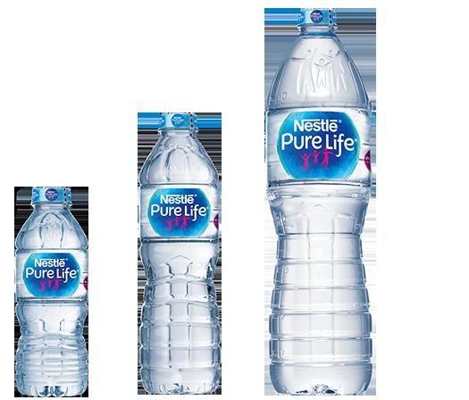 Produk Nestle Pure Life